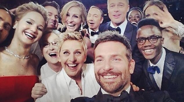 elen selfie