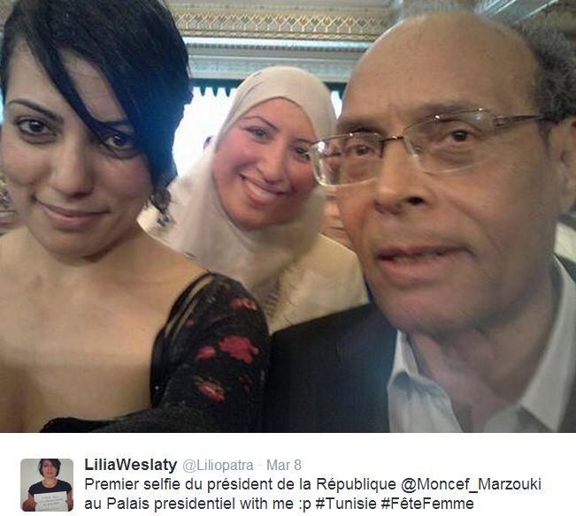 @Liliopatra-Marzouki-Selfie