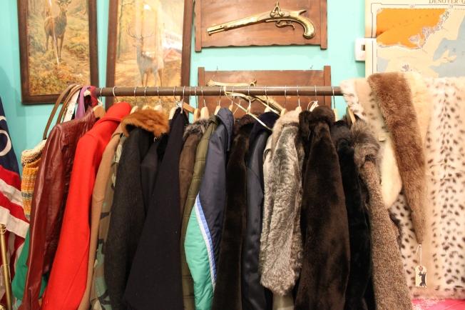 Thrifted Overcoats in Philadelphia