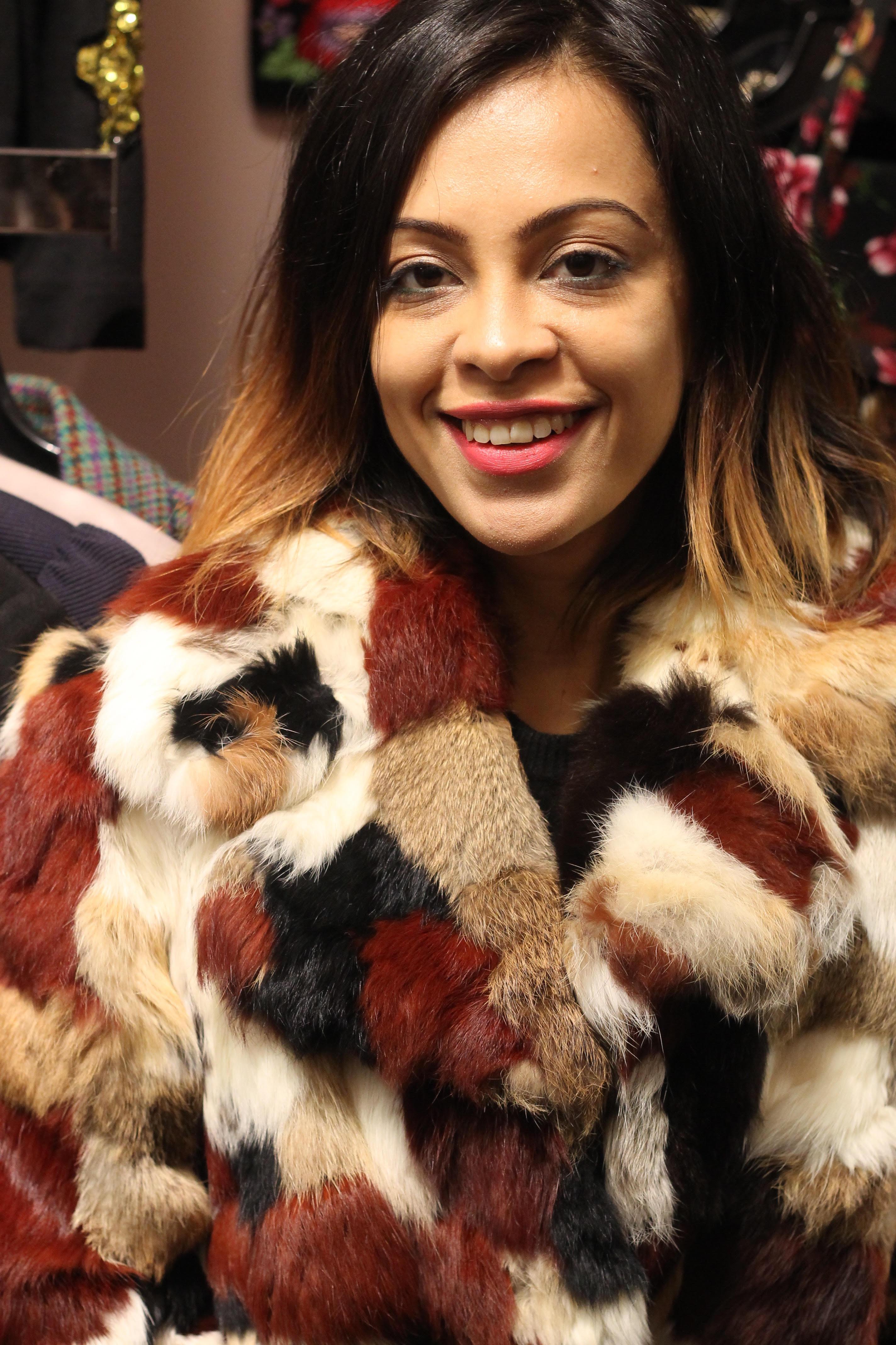 Vintage Fur Coat 2